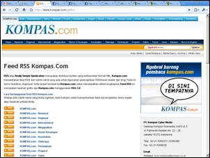 KOMPAS.com - RSS Feed