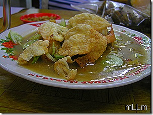 Bakmi Belitung