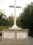guanqi park lagi salib dan makam