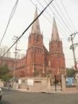 katedral bangunannya