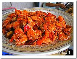 Udang goreng sambal
