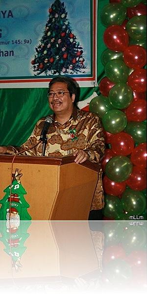 Pesan Natal 2009