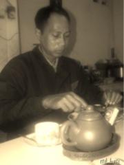 teh poci jaman dulu ...