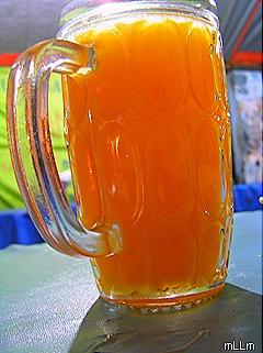 air jeruk murni