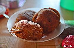 Kue apang Gula Merah