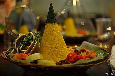 Nasi Tumpeng Mini
