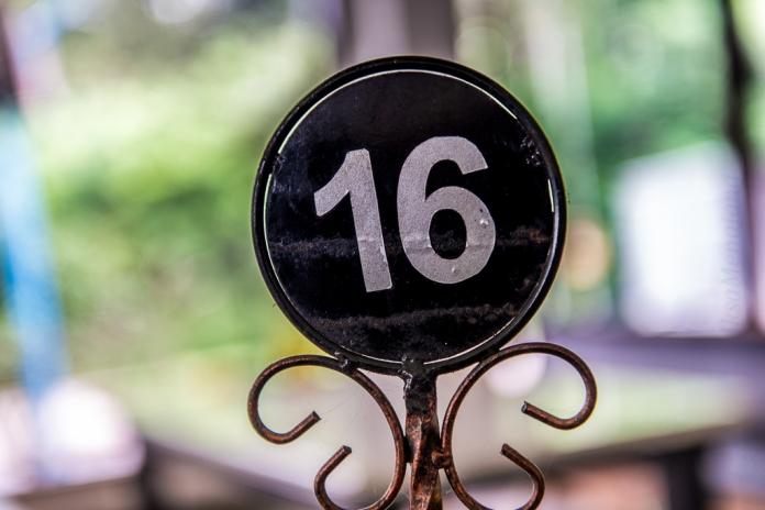 Meja 16
