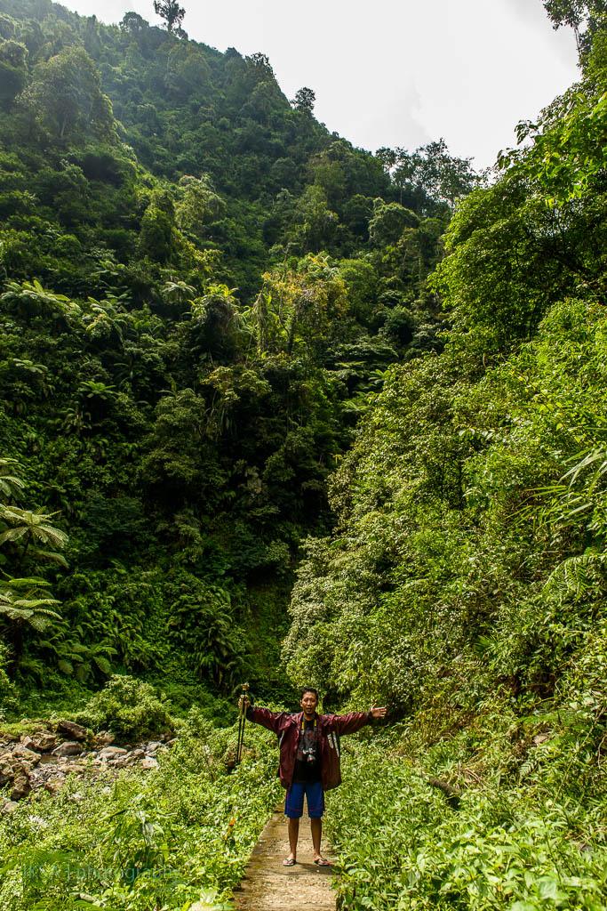 Madakaripura sepanjang sungai