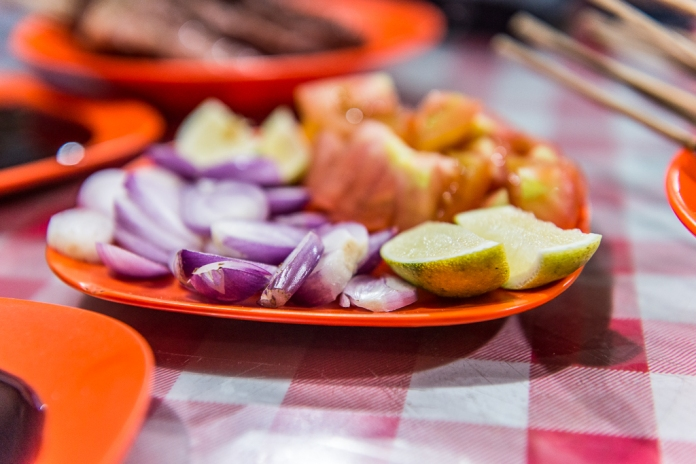 Bawang, Tomat, Jeruk Nipis