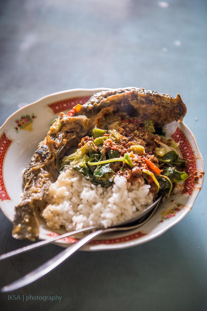 Nasi Mangut Lele Warung Purnama