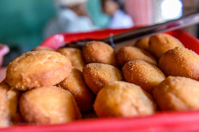 Roti Goreng Aneka Isi