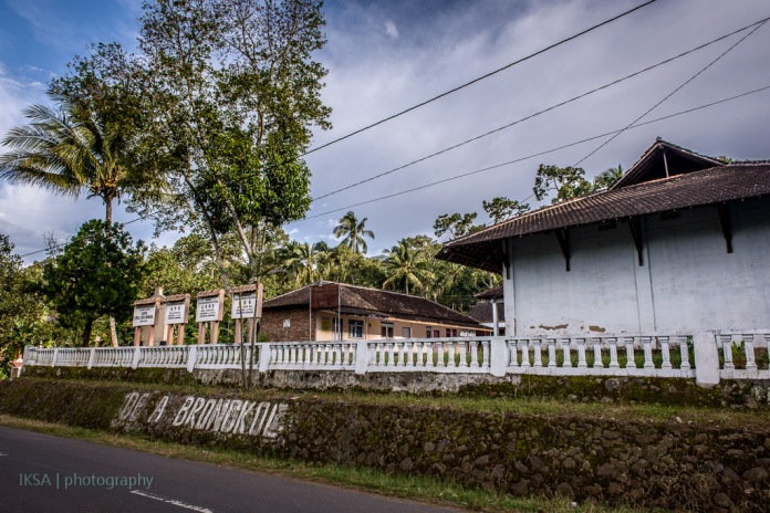 Kantor Desa Brongkol