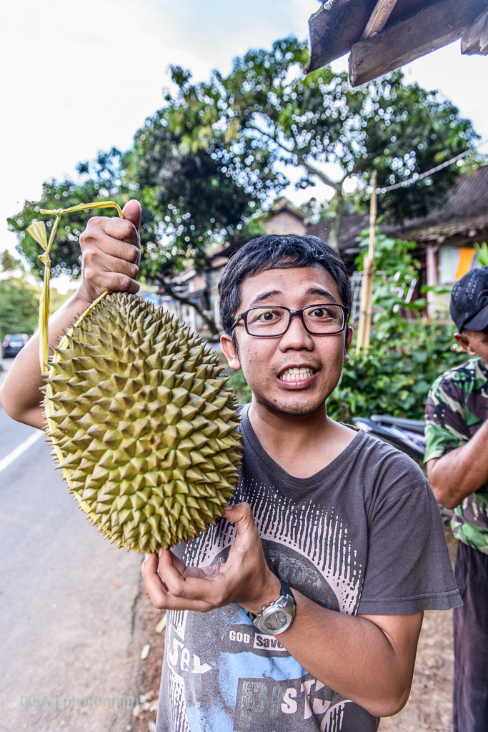 @sidian imut-imut samping durian