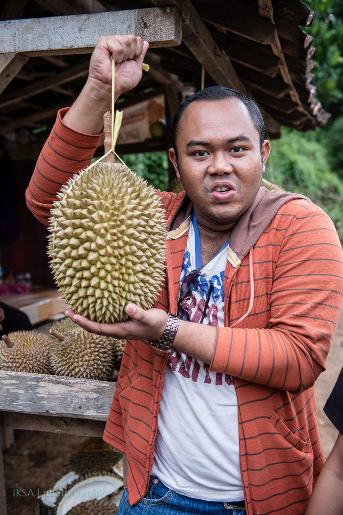 @riep_riep dan durian