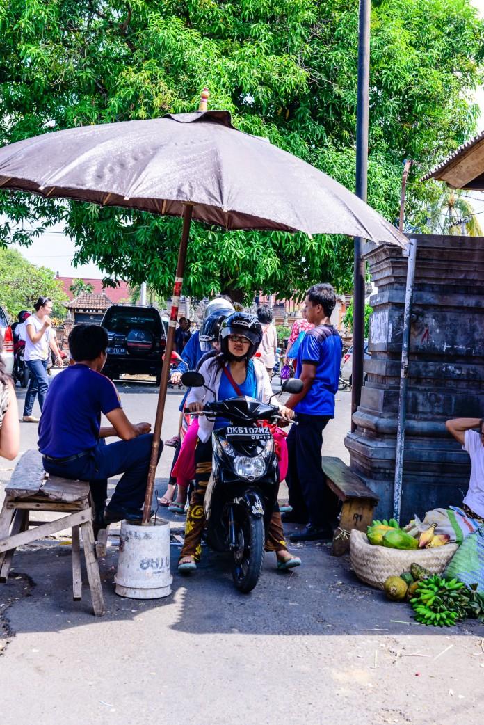 Pasar Klungkung - Iksa Menajang