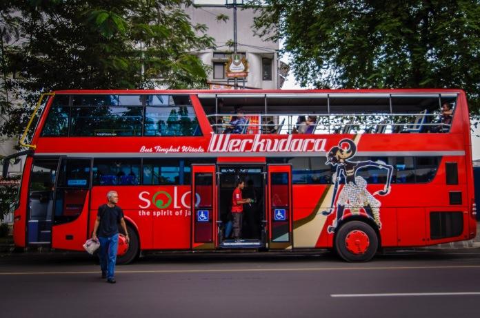 Bus Werkudara - Iksa Menajang