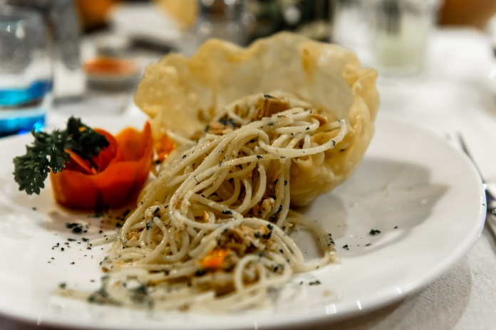 L'Osteria Spaghetti Tuna